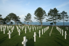 cimetière-americain-Omaha-beach