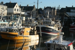 Grandcamp Maisy - Le port de pêche